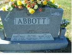ABBOTT, JAMES PAUL - Adams County, Ohio | JAMES PAUL ABBOTT - Ohio Gravestone Photos