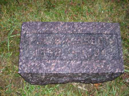 ABBOTT, SARAH A. - Adams County, Ohio | SARAH A. ABBOTT - Ohio Gravestone Photos