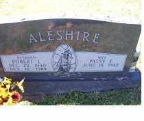 ALESHIRE, ROBERT L. - Adams County, Ohio | ROBERT L. ALESHIRE - Ohio Gravestone Photos