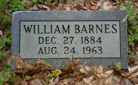 BARNES, WILLIAM - Adams County, Ohio | WILLIAM BARNES - Ohio Gravestone Photos
