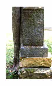 BARNEY, UNKNOWN - Adams County, Ohio | UNKNOWN BARNEY - Ohio Gravestone Photos