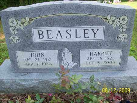 BEASLEY, JOHN - Adams County, Ohio | JOHN BEASLEY - Ohio Gravestone Photos
