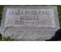 POSTLEWAIT BEIGHLE, CLARA - Adams County, Ohio | CLARA POSTLEWAIT BEIGHLE - Ohio Gravestone Photos