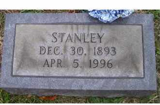BENTLEY, STANLEY - Adams County, Ohio | STANLEY BENTLEY - Ohio Gravestone Photos