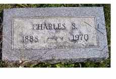 BISSINGER, CHARLES S. - Adams County, Ohio | CHARLES S. BISSINGER - Ohio Gravestone Photos