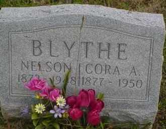 BLYTHE, NELSON - Adams County, Ohio | NELSON BLYTHE - Ohio Gravestone Photos