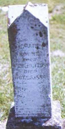COOPER BOONE, MARGARET - Adams County, Ohio | MARGARET COOPER BOONE - Ohio Gravestone Photos