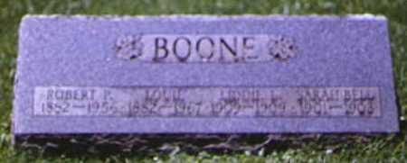 BOONE, ROBERT P - Adams County, Ohio | ROBERT P BOONE - Ohio Gravestone Photos