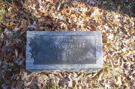 BOWLES, MARK - Adams County, Ohio | MARK BOWLES - Ohio Gravestone Photos