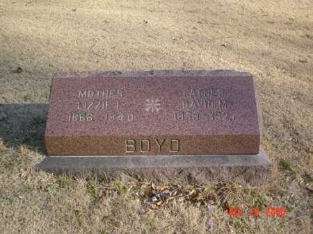 BOYD, DAVID M. - Adams County, Ohio | DAVID M. BOYD - Ohio Gravestone Photos