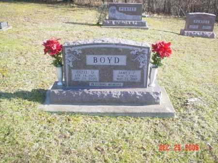 BOYD, JAMES C. - Adams County, Ohio | JAMES C. BOYD - Ohio Gravestone Photos