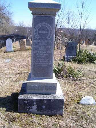 BRADFORD, SAMUEL G. - Adams County, Ohio | SAMUEL G. BRADFORD - Ohio Gravestone Photos