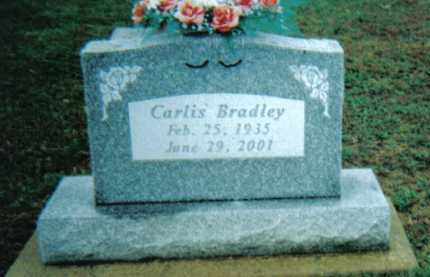 BRADLEY, CARLIS - Adams County, Ohio | CARLIS BRADLEY - Ohio Gravestone Photos