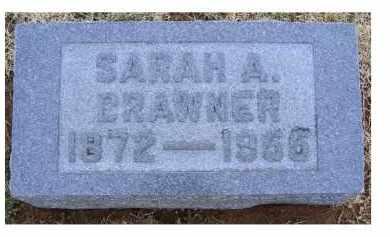 BRAWNER, SARAH A. - Adams County, Ohio | SARAH A. BRAWNER - Ohio Gravestone Photos