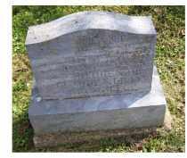 BROWNLEE, INFANT - Adams County, Ohio   INFANT BROWNLEE - Ohio Gravestone Photos