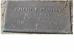BRUMLEY, JOSEPH K. - Adams County, Ohio | JOSEPH K. BRUMLEY - Ohio Gravestone Photos