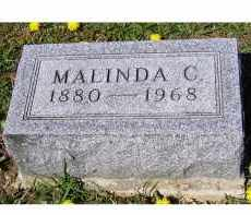 BUTT, MALINDA C. - Adams County, Ohio | MALINDA C. BUTT - Ohio Gravestone Photos