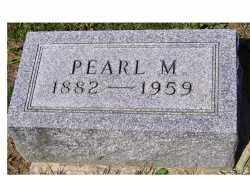 BUTT, PEARL M. - Adams County, Ohio | PEARL M. BUTT - Ohio Gravestone Photos