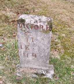 CADWALLADER, VICTOR H. - Adams County, Ohio | VICTOR H. CADWALLADER - Ohio Gravestone Photos