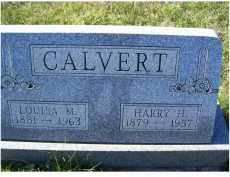CALVERT, LOUISA M. - Adams County, Ohio | LOUISA M. CALVERT - Ohio Gravestone Photos