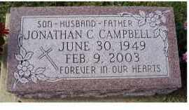 CAMPBELL, JONATHAN C. - Adams County, Ohio | JONATHAN C. CAMPBELL - Ohio Gravestone Photos