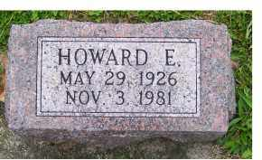 CAMPTON, HOWARD E. - Adams County, Ohio | HOWARD E. CAMPTON - Ohio Gravestone Photos