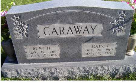 CARAWAY, RUBY H. - Adams County, Ohio | RUBY H. CARAWAY - Ohio Gravestone Photos