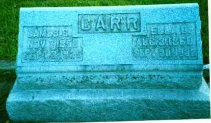 CARR, JAMES - Adams County, Ohio | JAMES CARR - Ohio Gravestone Photos