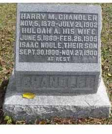 CHANDLER, HARRY M. - Adams County, Ohio | HARRY M. CHANDLER - Ohio Gravestone Photos