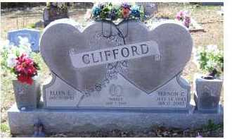 CLIFFORD, VERNON C. - Adams County, Ohio | VERNON C. CLIFFORD - Ohio Gravestone Photos