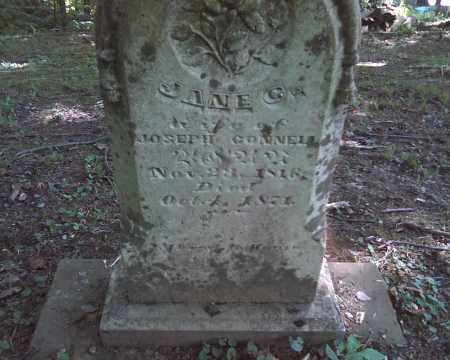 CONNELL, JANE G. - Adams County, Ohio | JANE G. CONNELL - Ohio Gravestone Photos