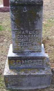 CONRAD, CHARLES - Adams County, Ohio | CHARLES CONRAD - Ohio Gravestone Photos