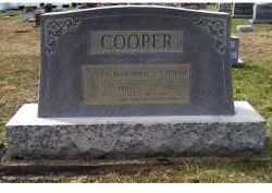 COOPER, MARSHALL E. - Adams County, Ohio | MARSHALL E. COOPER - Ohio Gravestone Photos