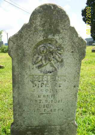 VIRGIN-TAYLOR COPAS, KISIAH - Adams County, Ohio | KISIAH VIRGIN-TAYLOR COPAS - Ohio Gravestone Photos