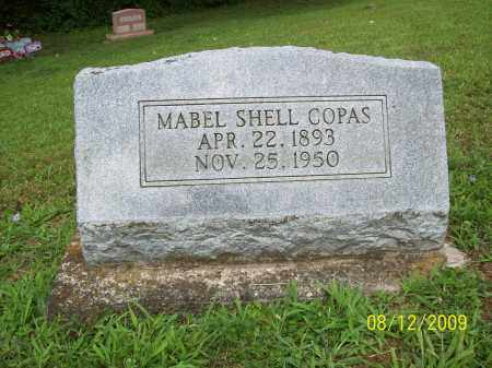 COPAS, MABEL - Adams County, Ohio | MABEL COPAS - Ohio Gravestone Photos