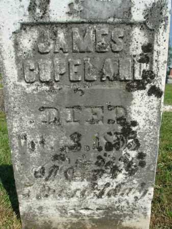 COPELAND, JAMES - Adams County, Ohio | JAMES COPELAND - Ohio Gravestone Photos