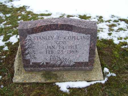 COPELAND, STANLEY E. - Adams County, Ohio | STANLEY E. COPELAND - Ohio Gravestone Photos