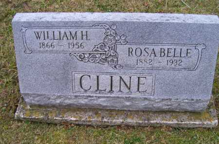 CLINE, ROSA BELLE - Adams County, Ohio | ROSA BELLE CLINE - Ohio Gravestone Photos
