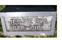 CORNELIUS, JESSIE EVA - Adams County, Ohio | JESSIE EVA CORNELIUS - Ohio Gravestone Photos