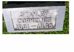 CORNELIUS, STANLEY - Adams County, Ohio | STANLEY CORNELIUS - Ohio Gravestone Photos