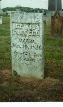 CORYELL, LEWIS - Adams County, Ohio | LEWIS CORYELL - Ohio Gravestone Photos