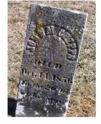 CRIPPS, JOHN M. - Adams County, Ohio | JOHN M. CRIPPS - Ohio Gravestone Photos
