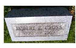 CROSS, ROBERT E. - Adams County, Ohio | ROBERT E. CROSS - Ohio Gravestone Photos