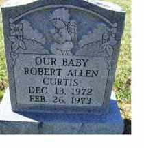 CURTIS, ROBERT ALLEN - Adams County, Ohio | ROBERT ALLEN CURTIS - Ohio Gravestone Photos
