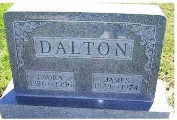 DALTON, JAMES - Adams County, Ohio | JAMES DALTON - Ohio Gravestone Photos