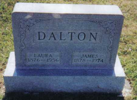 DALTON, LAURA - Adams County, Ohio | LAURA DALTON - Ohio Gravestone Photos