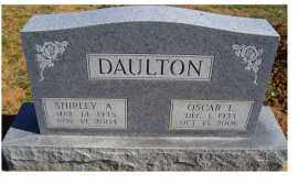 DAULTON, OSCAR L. - Adams County, Ohio | OSCAR L. DAULTON - Ohio Gravestone Photos