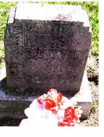 DAVIS, (UNKNOWN) - Adams County, Ohio | (UNKNOWN) DAVIS - Ohio Gravestone Photos
