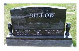DILLOW, FELIX DEAN - Adams County, Ohio | FELIX DEAN DILLOW - Ohio Gravestone Photos