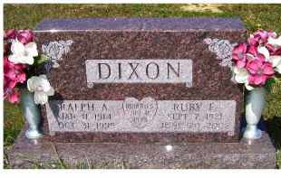 DIXON, RUBY F. - Adams County, Ohio | RUBY F. DIXON - Ohio Gravestone Photos